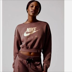 XL NIKE SPORTSWEAR AIR RALLY CREW TOP NWT